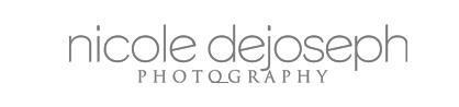 Chatham Ontario Wedding Photographer | Nicole DeJoseph Photography logo